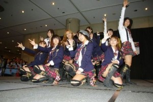 AKB48 in NYC
