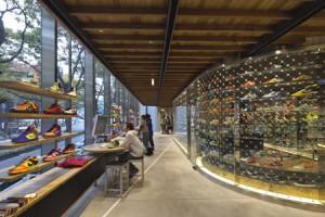 Nike Flagship Harajuku shop