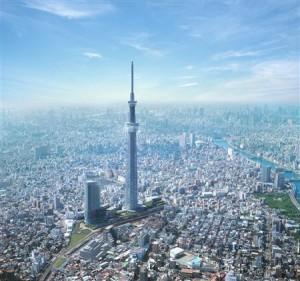Tokyo Sky Tree (Image)