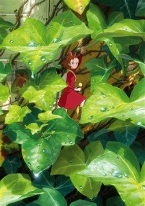 Arrietty Borrows Everything