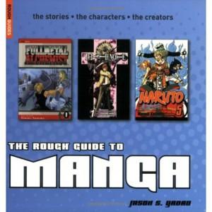 Roug Guide Manga
