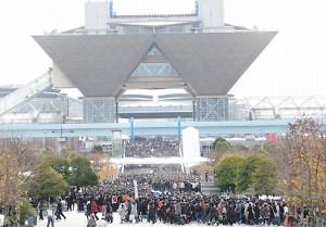 Comiket 77 at Tokyo Big Sight