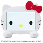 Hello Kitty LCD TV ( Sanrio Co. Ltd. news release)