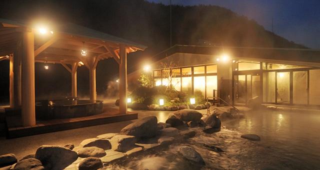 "Grand Open-air Onsen ""TENKU-DAIROTEN-BURO"""