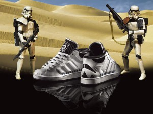 adidas Originals X STAR WARS collection