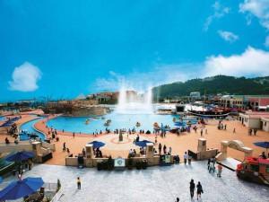Laguna Gamagouri marine resort