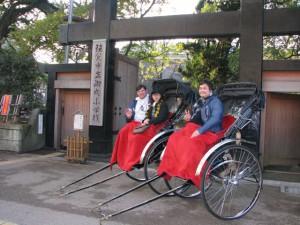 TOMOKOさんデイブさんと鎌倉(2009.11.25)デイブさんからの写真その17