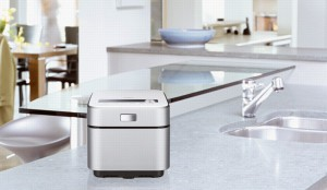Mitsubishi Electric's Steamless rice cooker NJ-XWA10J model