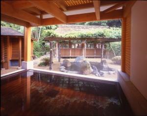 Hakone Tenzan; Wemen's Inner Bath