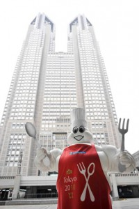 Michelin Tokyo 2010  (c)MICHELIN