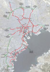 Tokyo Metropolitan Expressway Map