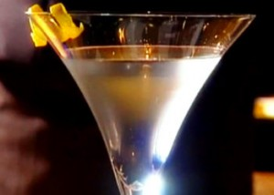 Diamonds are forever martini