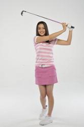 Pro Golfer Hana
