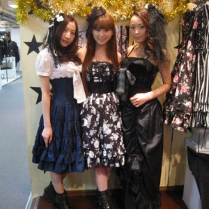 Kalafina at ATELIER-PIERROT