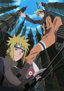 Naruto Shippuden the Movie - The Lost Tower Poster