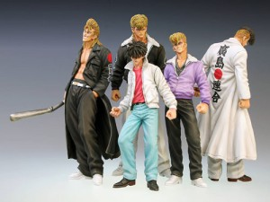 BADBOYS Figures