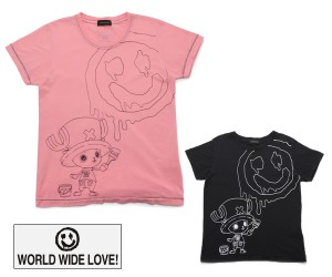 World Wide Love x One Piece