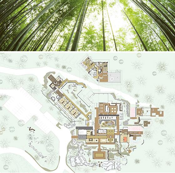 chikusenso layout