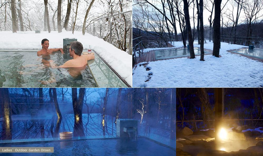 outdoor bath set