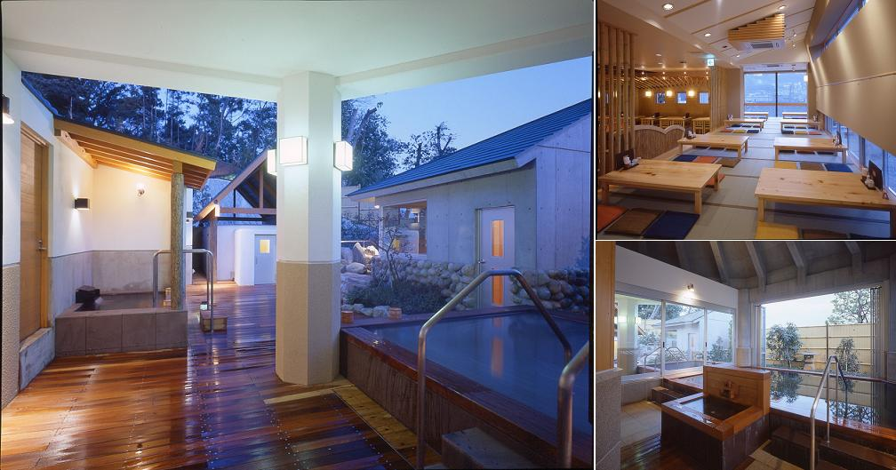 outdoor bath+yuyasumi