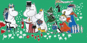 TV animationMoomin