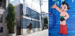 Tezuka Production and Astro Boy