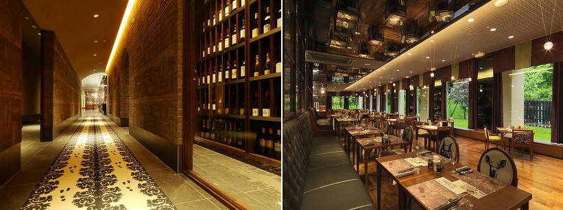 wine celler&restaurant