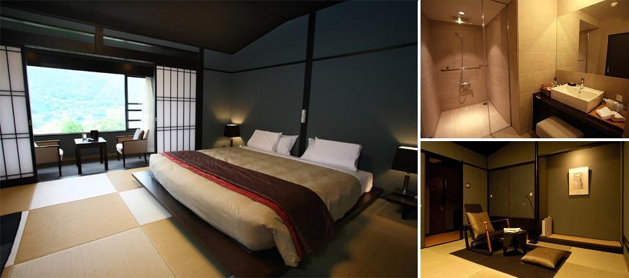 Japanese with bed room set
