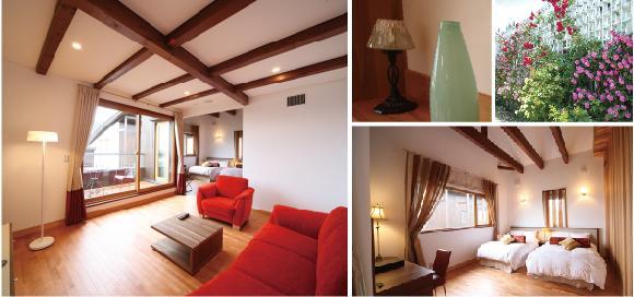 Western style room
