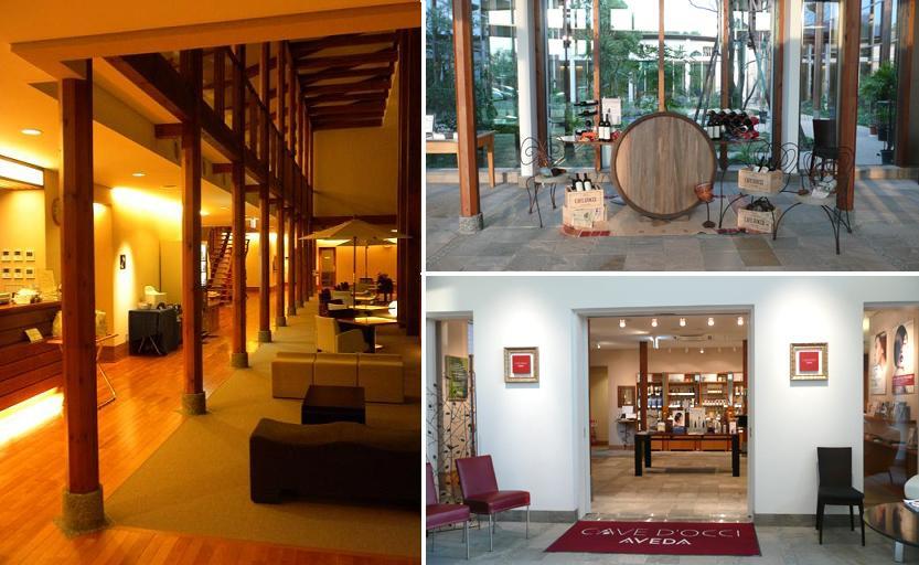 lobby&shop