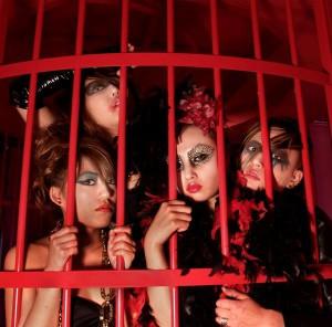 Hystoic Vein:Post Punk Glam Rock