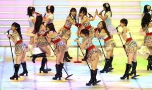 AKB48 at #61 Kouhaku Uta Gassen