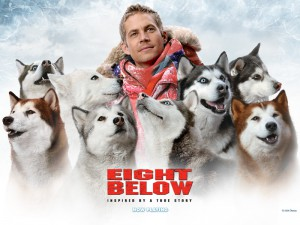 Hollywood's Eight Below is a remake of Nankyoku Monogatari