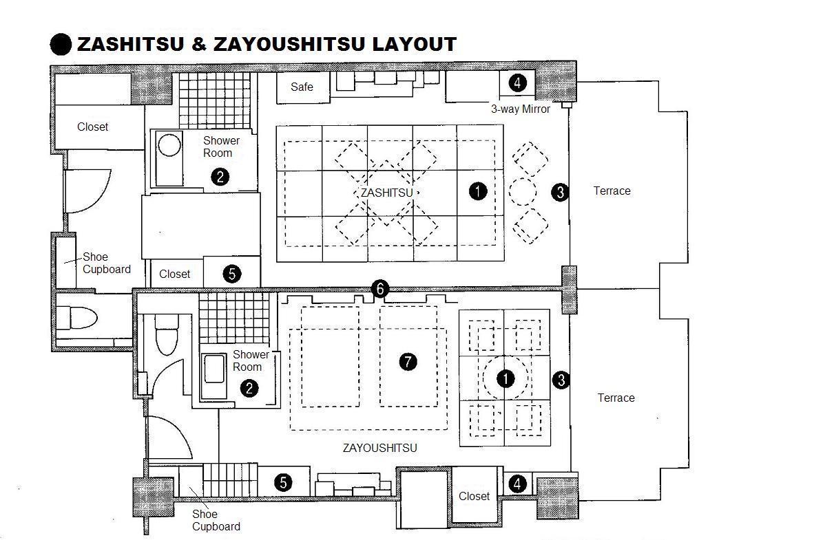 zashitsu&zayoushitsu layout(Eng)