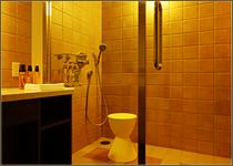 modern japanese shower room