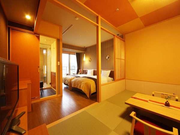 modern japanese standard with open-air bath 3