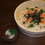 Chirashi-zushi & Hamaguri Ushio-jiru