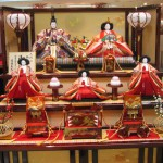 Here is one type of Hina Dolls.  There are many kinds.
