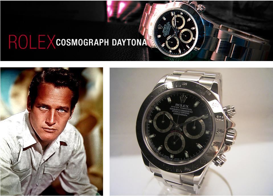 Rolex Daytona 3