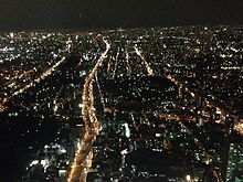 Observavory_in_Abeno_Harukasu_(night_view)_01